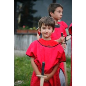 A început Tabăra Medievală pentru Copii !