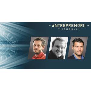 Speakeri Antreprenorii Viitorului