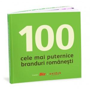 Cartea BrandRO - 100 cele mai puternice branduri româneşti