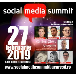 Despre social media și branduri vorbim pe 27 februarie