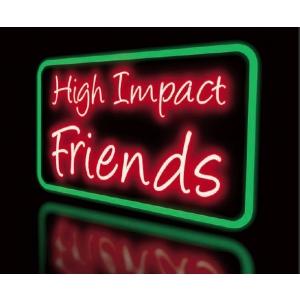 amsterdam. High Impact Friends in Amsterdam