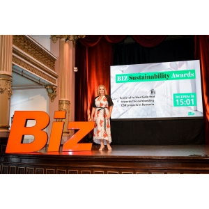 Laureații galei Biz Sustainability Awards 2020