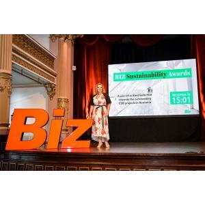 Marta Usurelu Biz Sustainability Aawards 2020