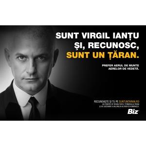 recunoscut. Virgil Iantu