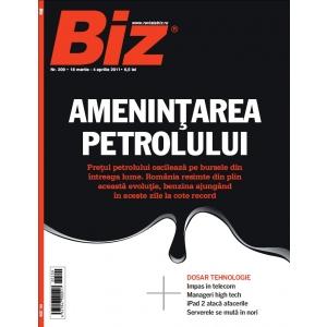 uefa 209. Revista Biz 209: Amenintarea petrolului asupra economiei mondiale