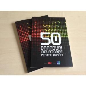 branduri inovatoare. Top 50 cele mai inovatoare branduri, in perceptia consumatorilor romani