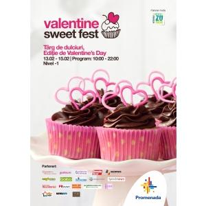 Sweet Fest, Promenada, Valentine's Day
