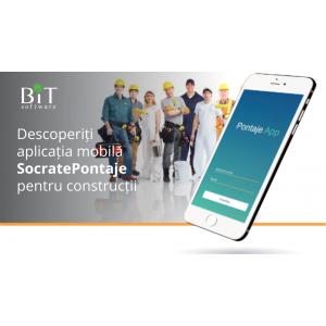 Descoperiți aplicația mobilă SocratePontaje pentru construcții