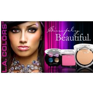 mascara. Gama de produse cosmetice L.A. COLORS®, acum și în România! Prețuri promoționale în perioada 3-5 decembrie!