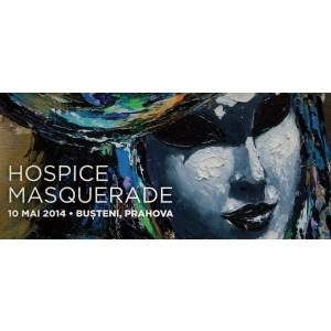 busuioc. Actorul Florin Busuioc este gazda Balului Masquerade pentru HOSPICE Casa Sperantei
