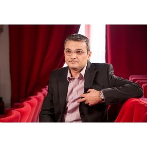 Moderatorul TVR, Mihai Rădulescu, susține HOSPICE în Campania 2% pentru demnitate