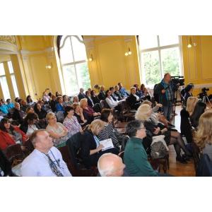 """Conferința Națională a ANBPR: """"Serviciile moderne de bibliotecă și transformarea digitală"""""""
