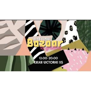 Bazaar la Gradina 11-12 iunie @ Gradina Monteoru