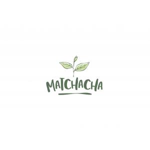 matchacha. logo Matchacha matcha
