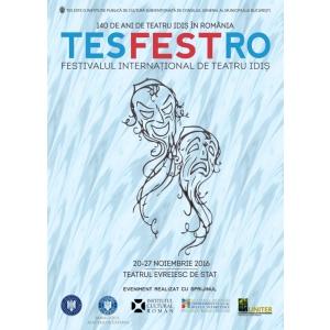 tes. Festivalul International de Teatru Idis debuteaza la Bucuresti, in perioada 20-27 noiembrie