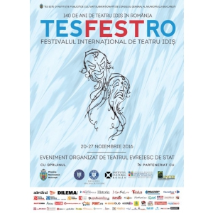 tes 3. Incepe Festivalul International de Teatru Idis!