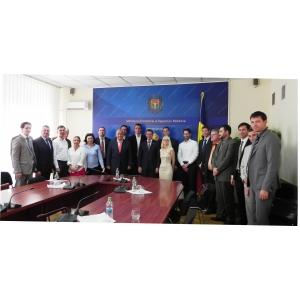 AHK România a organizat o delegație de afaceri în Republica Moldova