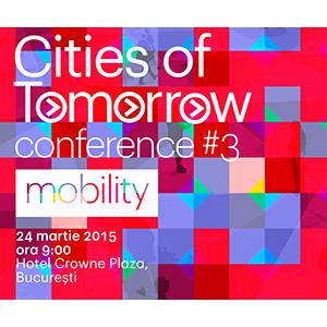 ivan patzaichin. Ce au în comun Irina Alexandru, Ivan Patzaichin şi Michael Horodniceanu? Află la Cities of Tomorrow #3!