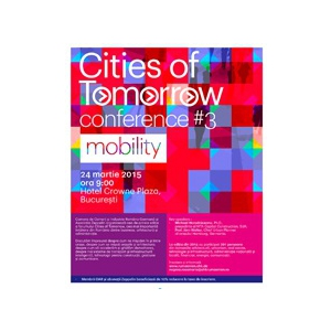 smart cities. Cities of Tomorrow #3
