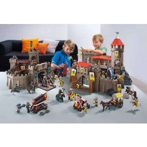 playmobil. Jucariile Playmobil, alternativa jucariilor LEGO