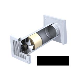 Sisteme de ventilatie Recovery