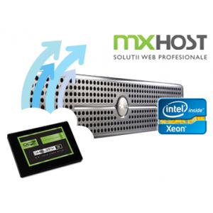 pachete web hosting. Gazduire ssd mxhost.ro