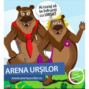 arena ursilor. Arena Ursilor