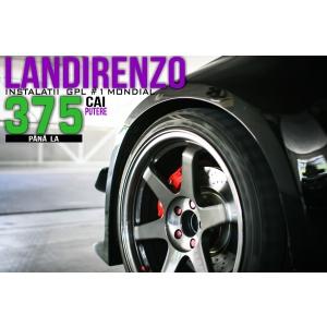 Proprietarii de masini puternice vor putea face economie cu instalatiile GPL Landi Renzo