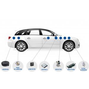 proeco gas systems. Landi Renzo Omegas Direct este instalaţia GPL concepută pentru noile motorizări pe benzină