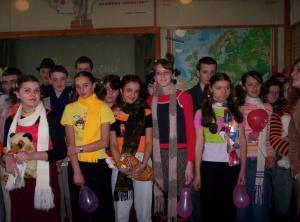 """85 de ani de învăţământ la Grupul Şcolar """"Mihai Băcescu"""""""
