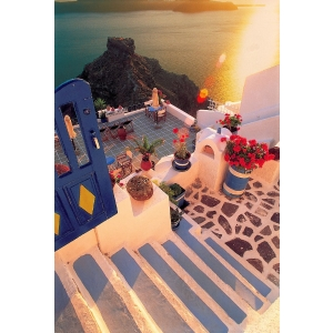 chartere. Santorini - Grecia