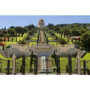 israel. Circuit Israel - Gradinile Bahai - Haifa