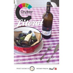 ghid restaurante. A apărut CityBest Litoral,  primul ghid tipărit cu recomandări de restaurante de la mare