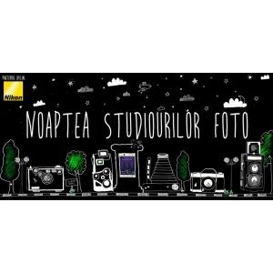 Dora Photography Studio te invita la Noaptea Studiourilor Foto 2015