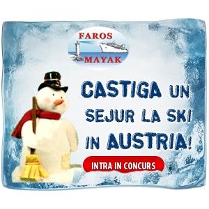 Agentia Faros. Agentia Faros te trimite in Austria la ski!