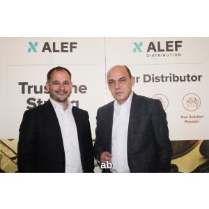 alef. ALEF Distribution intră pe piața din România prin achiziția Likeit Solution, distribuitor de sisteme și echipamente IT