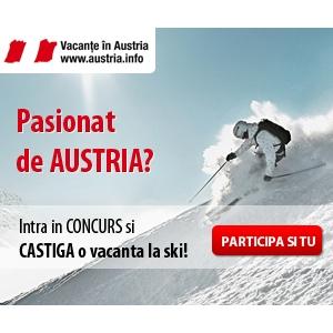 concurs Austria. Pasionat de Austria!