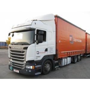 Cefin Trucks - Lider in piata de camioane rulate