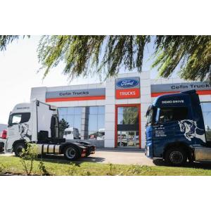 Cefin Trucks sărbătorește livrarea vehiculului Ford Trucks cu numărul 2000 în România și setează strategia pentru următoarele 1000 de unități