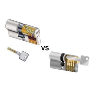 Cilindru siguranta sau cilindru obisnuit? Avantaje si dezavantaje