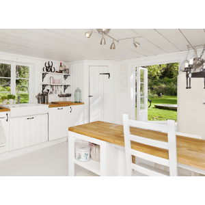 Cinci modalități prin care poți obține o bucătărie mai spațioasă