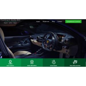 Contract-auto.ro – Platforma unde poti crea contractul de vanzare-cumparare in mai putin de 5 minute