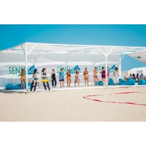 Distractie la superlativ si bronz fara griji pe plaja Sensiblu! Imprieteneste-te si tu cu soarele