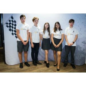 Echipa Malaxa isi prezinta prototipul inainte de competitia finala F1 in schools