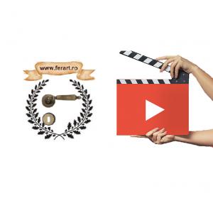 Feronerie Usi SRL isi lanseaza propriul canal de Youtube