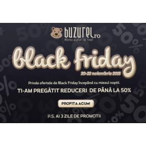 buzurel ro. Black Friday