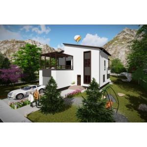 Proiecte de casa executate de Hoga Construct la doar 275€/mp