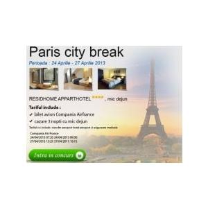 concurs acasa. Ce zici de o intalnire romantica la Paris? Acasa.ro te invita la concurs!