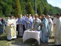 Sfintire de Biserica la Uricani, jud. Hunedoara