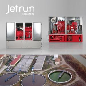 Economie la energie pentru noua stație de epurare de la Alba Iulia, cu echipamentele furnizate de Jetrun EnergoEco